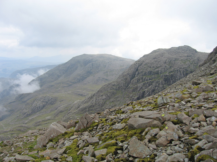 Great End and Broad Crag