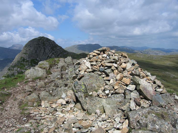Loft Crag's summit