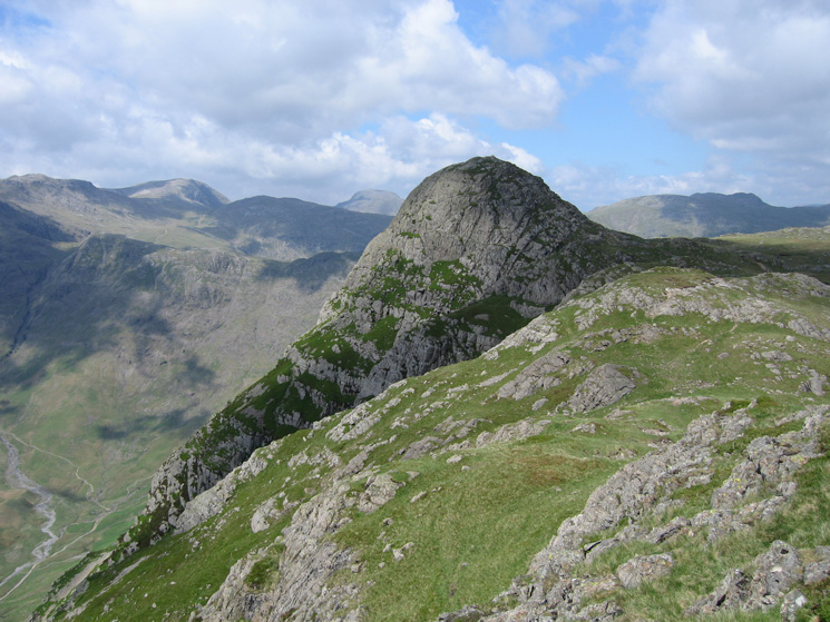 Pike o'Stickle from Loft Crag