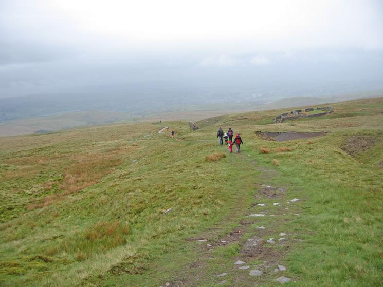 Descending by Faraday Gill