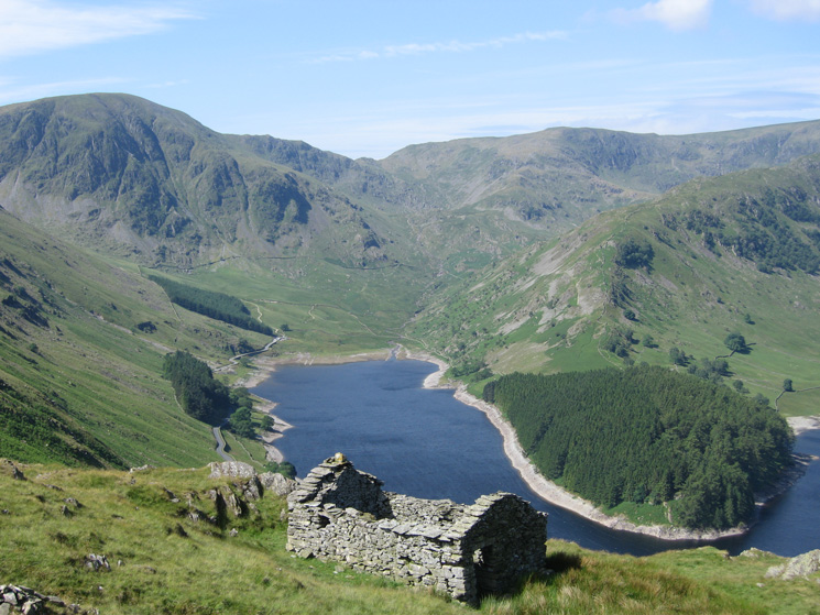 Mardale Head from the Old Corpse Road