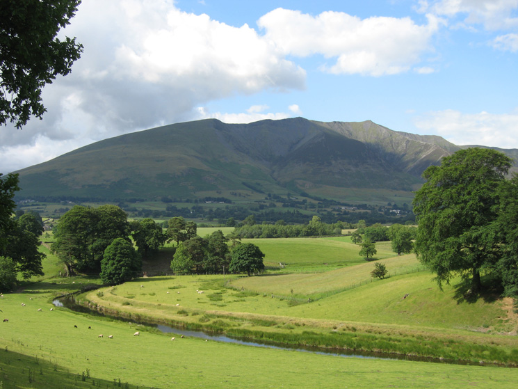 St John's Beck and Blencathra