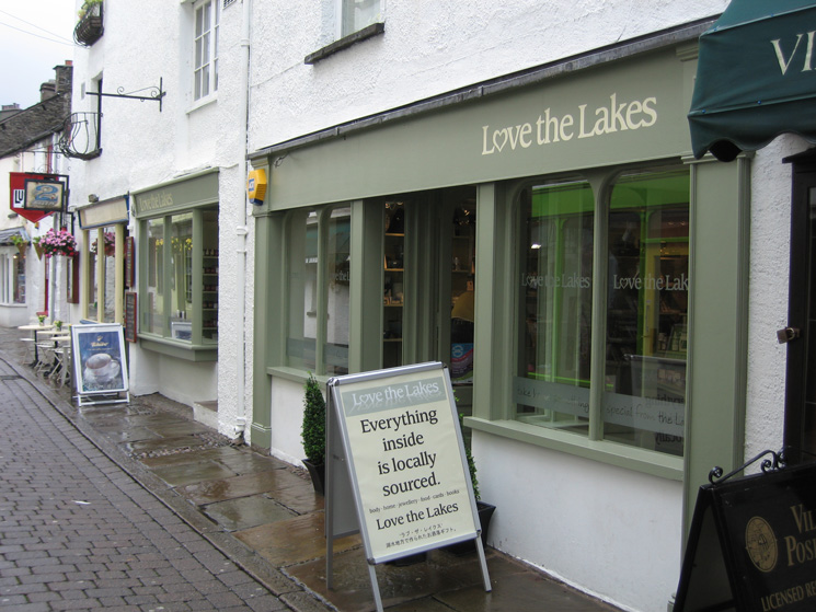 Love the Lakes, Ash Street, Bowness on Windermere