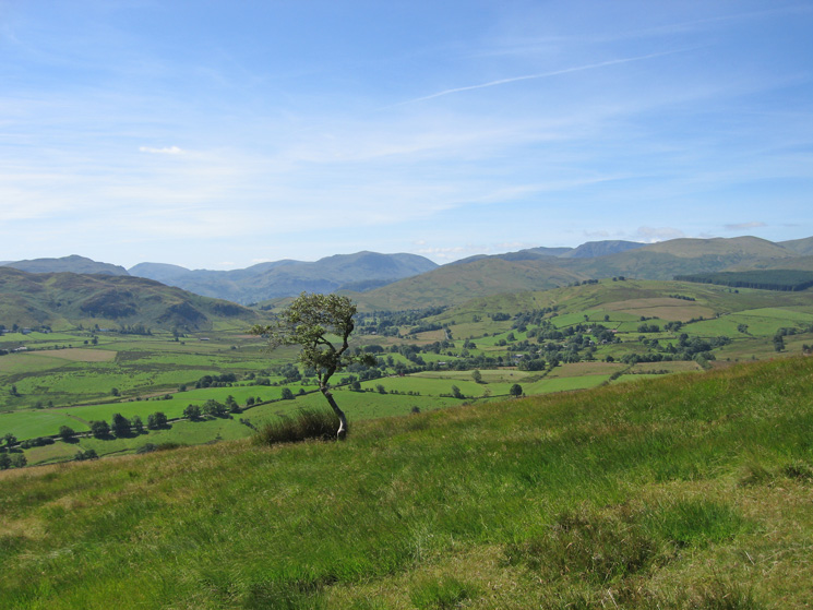 Place Fell, Red Screes, St Sunday Crag, Helvellyn and many others