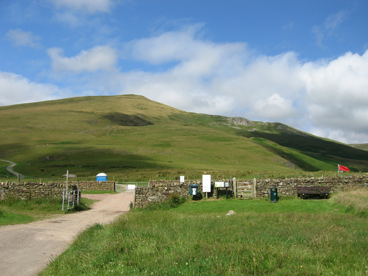 Murton Pike from Murton