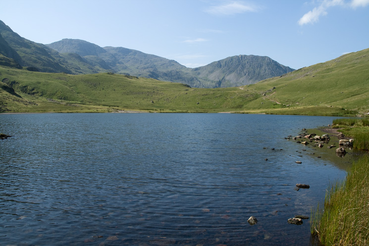 Styhead Tarn