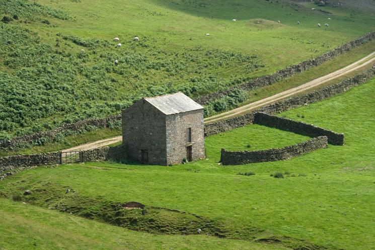 Barn near Gregory