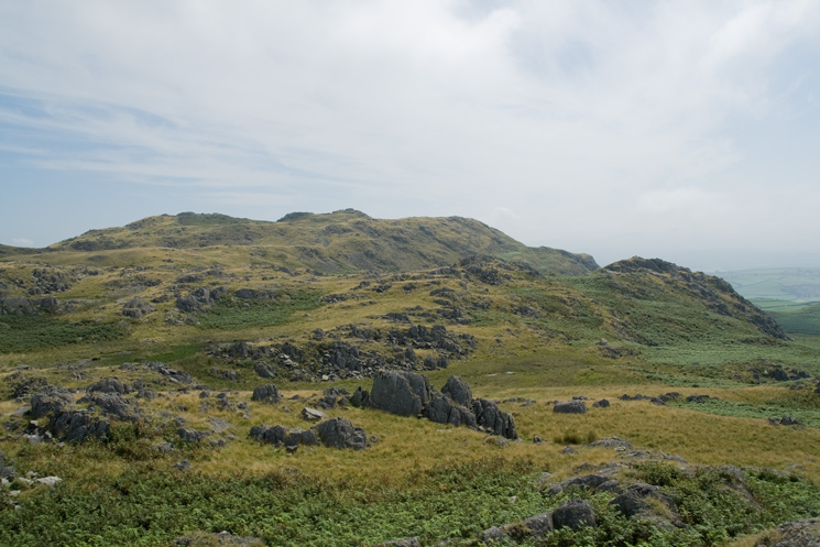 Great Stickle from Dunnerdale Fells