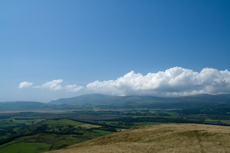Black Combe from Great Burney