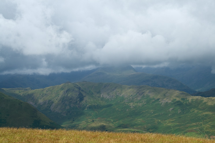 Angletarn Pikes from Wether Hill