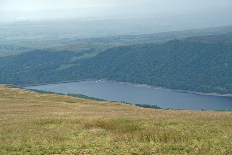 Zooming in on Haweswater's dam