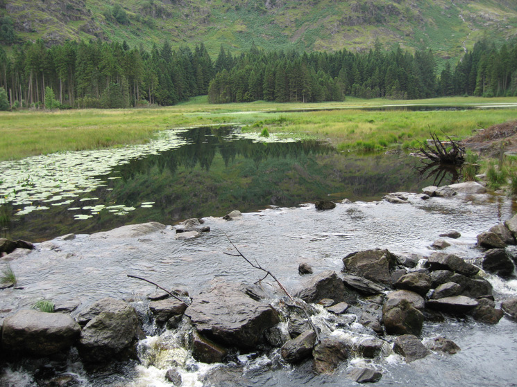 Harrop Tarn