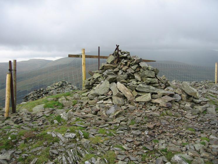 Great Calva's summit