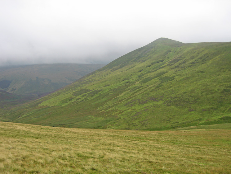 Great Calva from its col with Knott