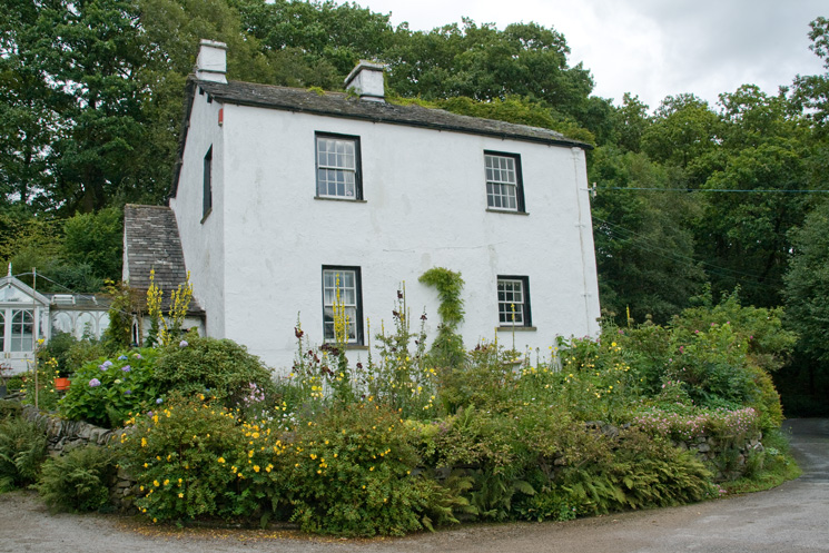 Sawmill Cottage, home of Kentmere Pottery