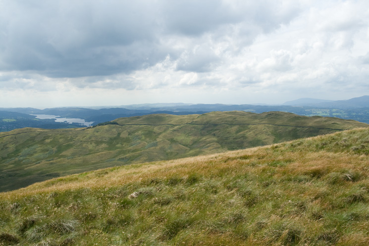 Sour Howes from Sallows summit