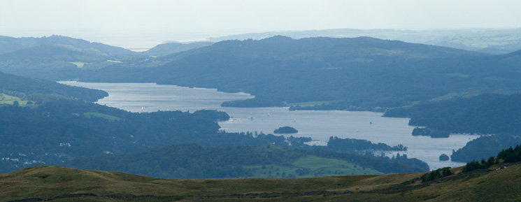 Zooming in on Windermere