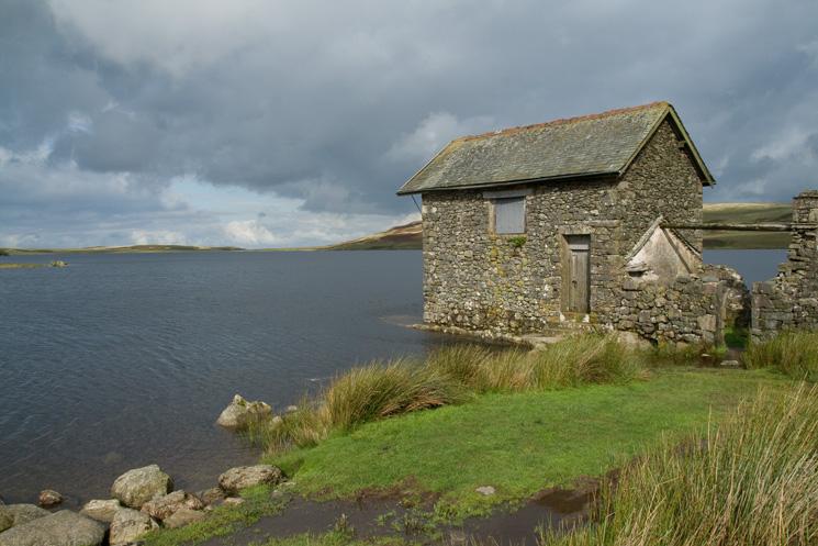 The boathouse, Devoke Water