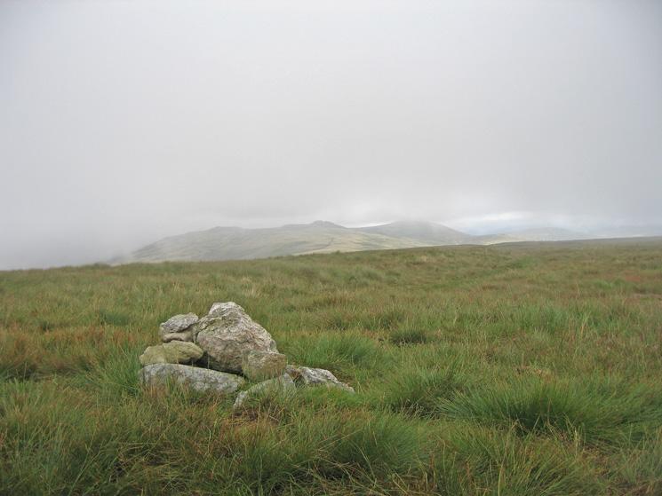 Stoupdale Head's summit cairn