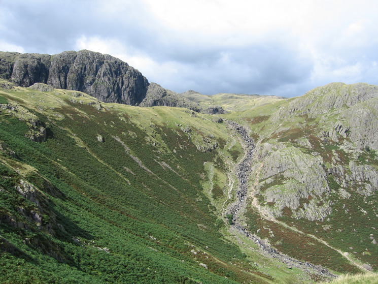 Pavey Ark and Stickle Ghyll