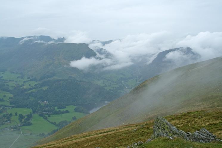 Cloud in Glenridding