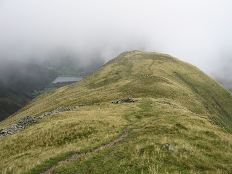 Middle Dodd from Smallthwaite Band