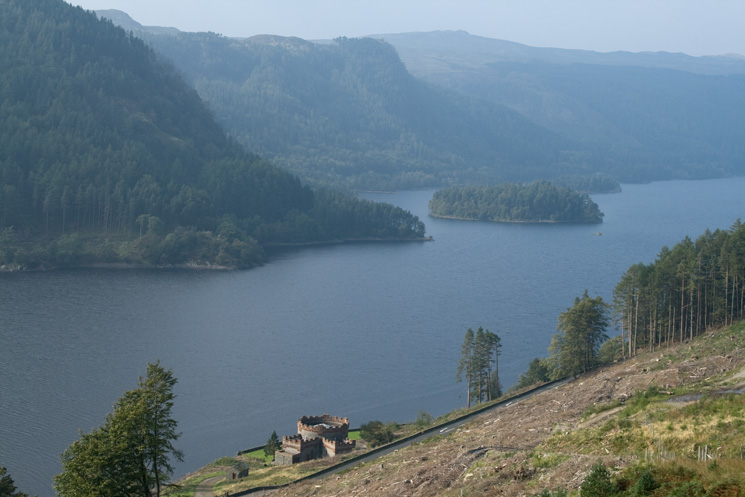 Thirlmere from the permissive path