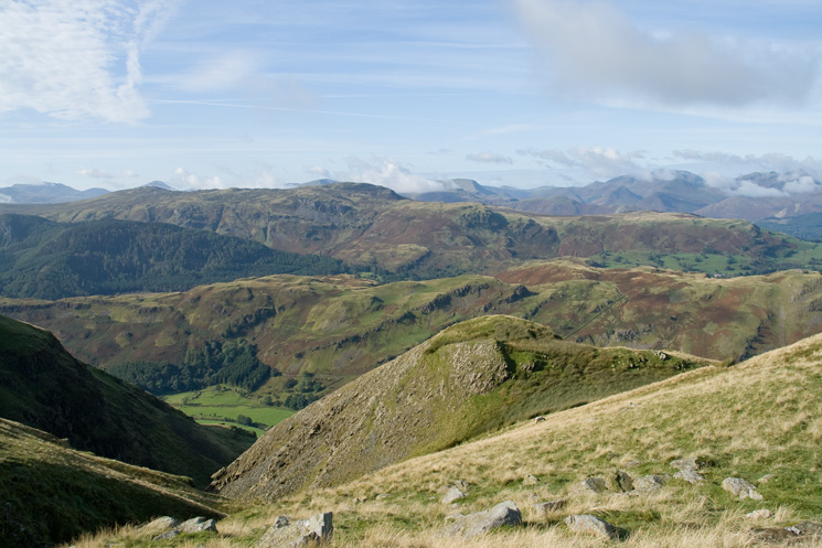The top of Sandbed Gill