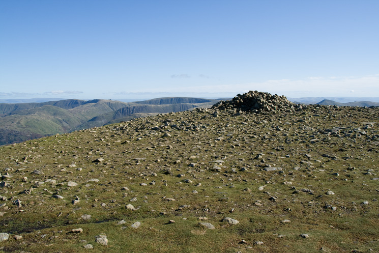 Fairfield's summit