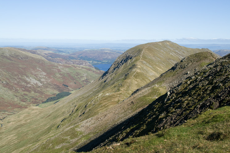 St Sunday Crag and Cofa Pike