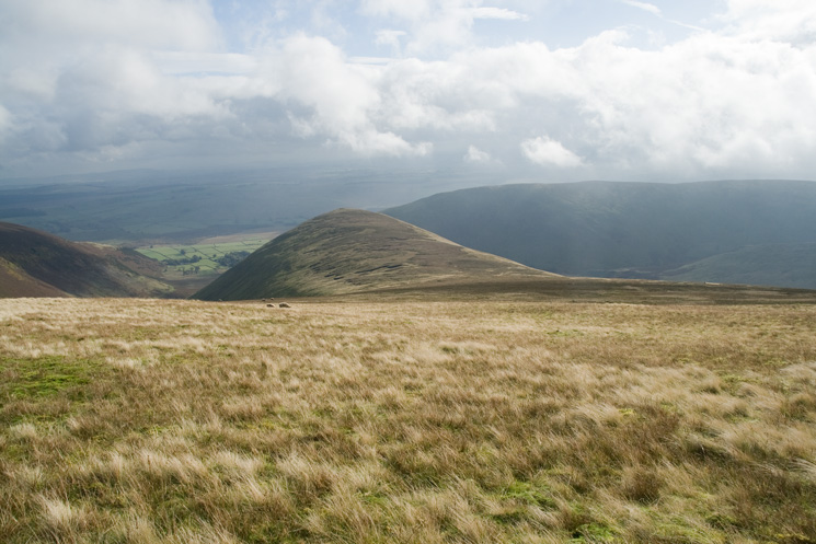 The Tongue from Bowscale Fell