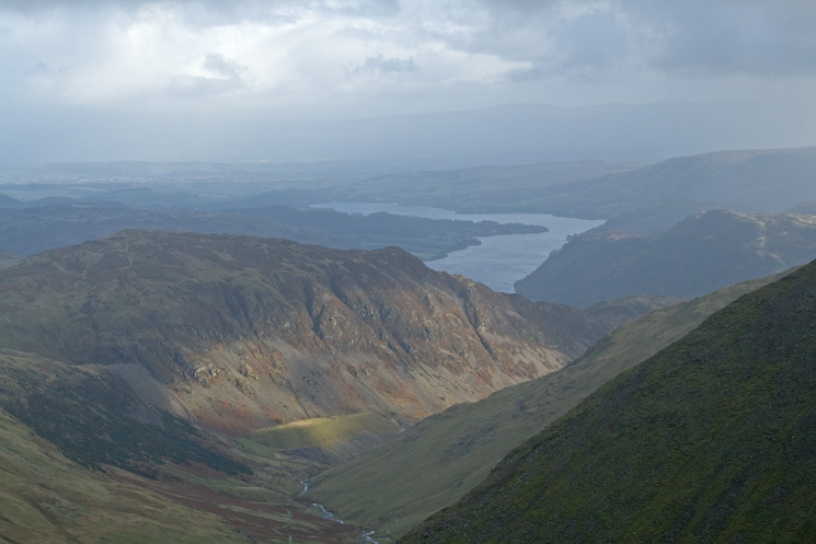 Sheffield Pike and Ullswater