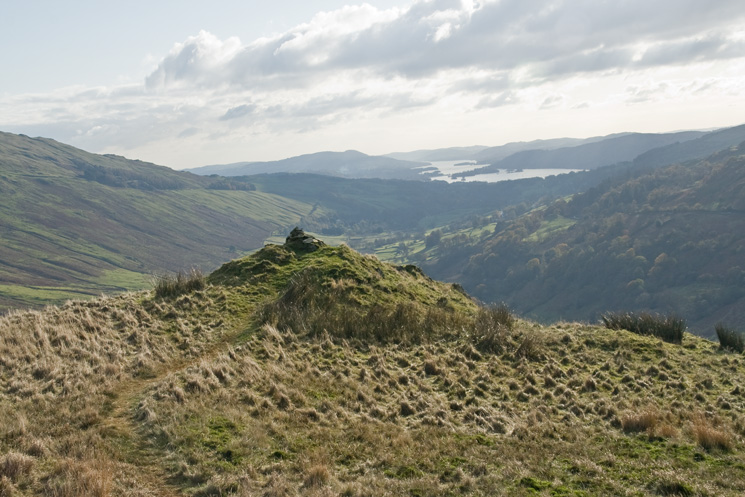 Troutbeck Tongue's summit