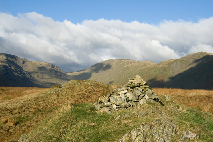 North from Troutbeck Tongue's summit