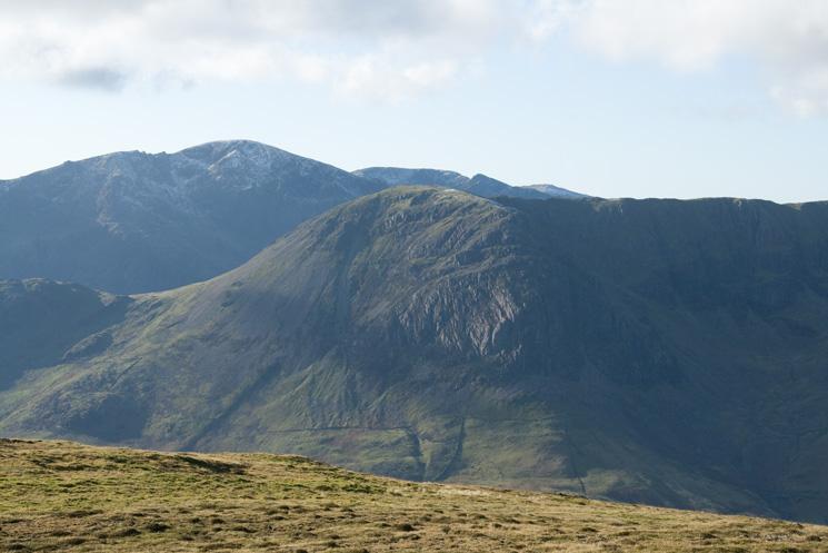 High Crag with Pillar behind