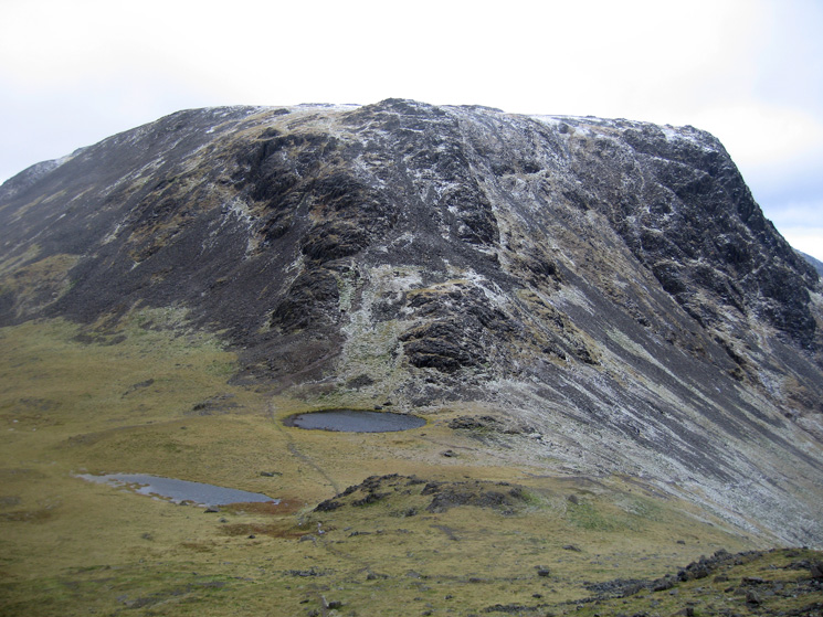Kirk Fell and the Beck Head Tarns