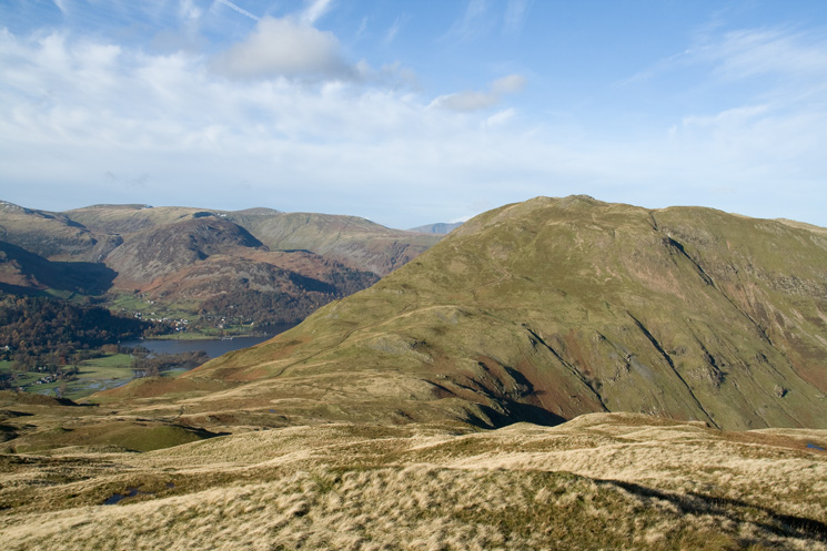 Boredale Hause and Place Fell