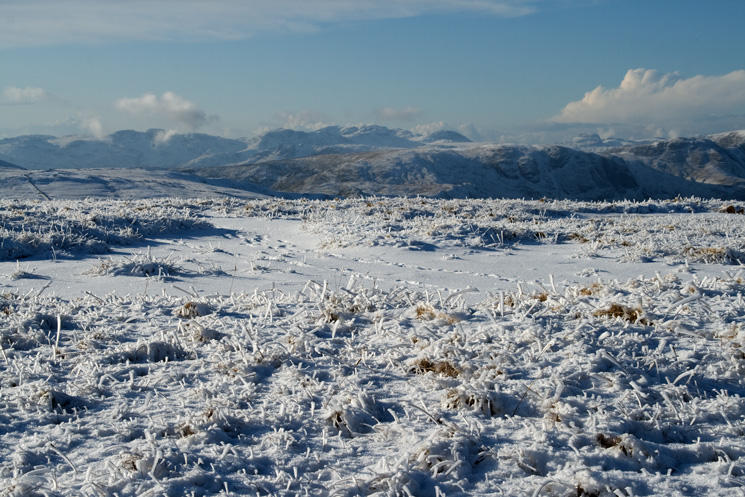 The high central fells