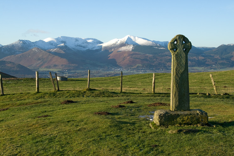 The north western fells from the Hawell Monument