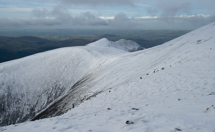 Carl Side, Long Side and Ullock Pike