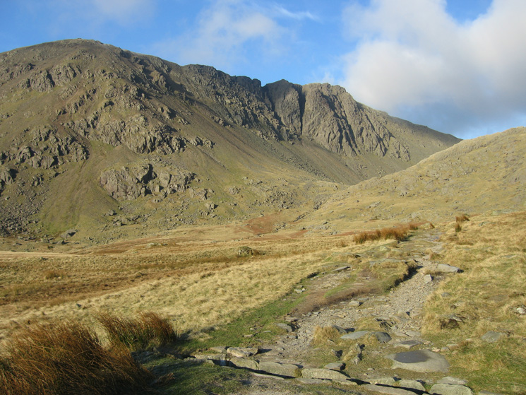 Buck Pike and Dow Crag