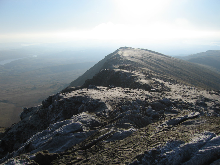 South to Buck Pike from Dow Crag