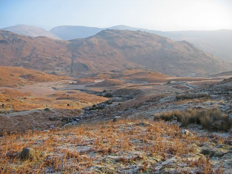 Looking back towards Helm Crag