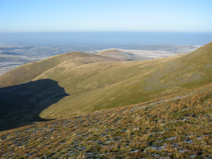 Lowthwaite Fell and Longlands Fell