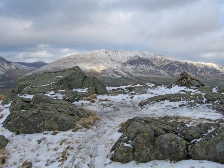 High Rigg's summit