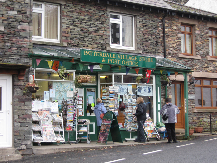 Patterdale Village Store and Post Office