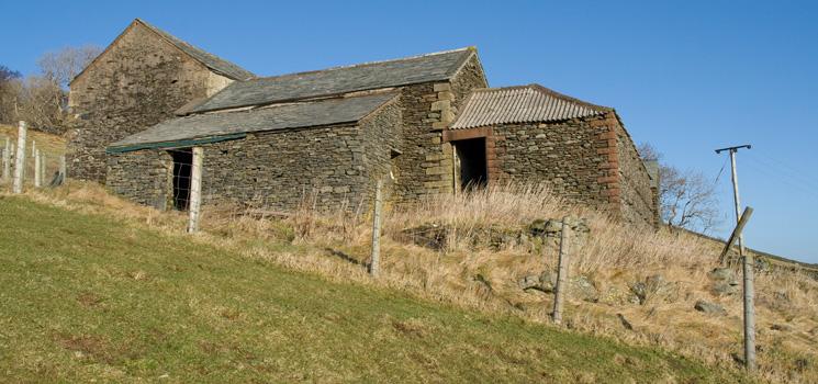 Sleddale Hall