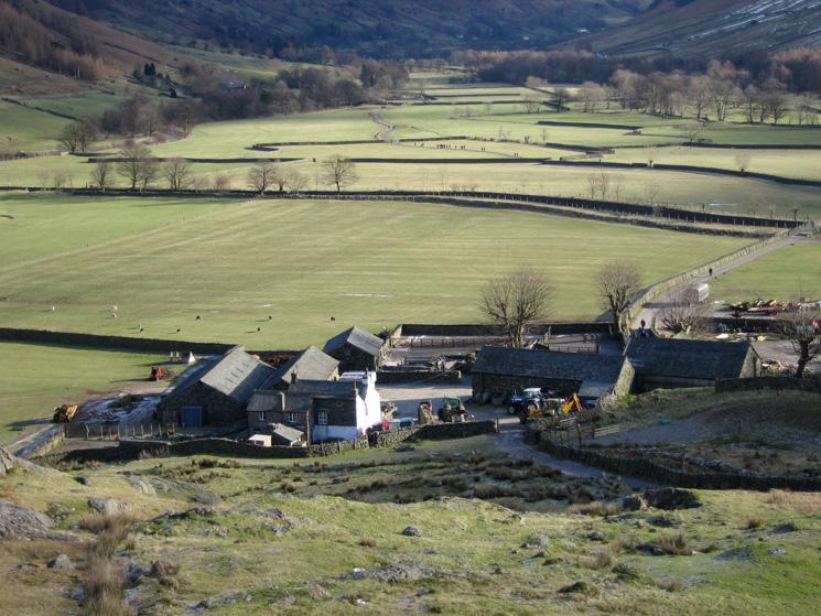 Stool End Farm