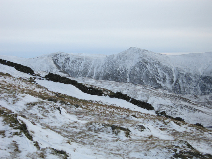 Froswick and Ill Bell from Red Screes south ridge