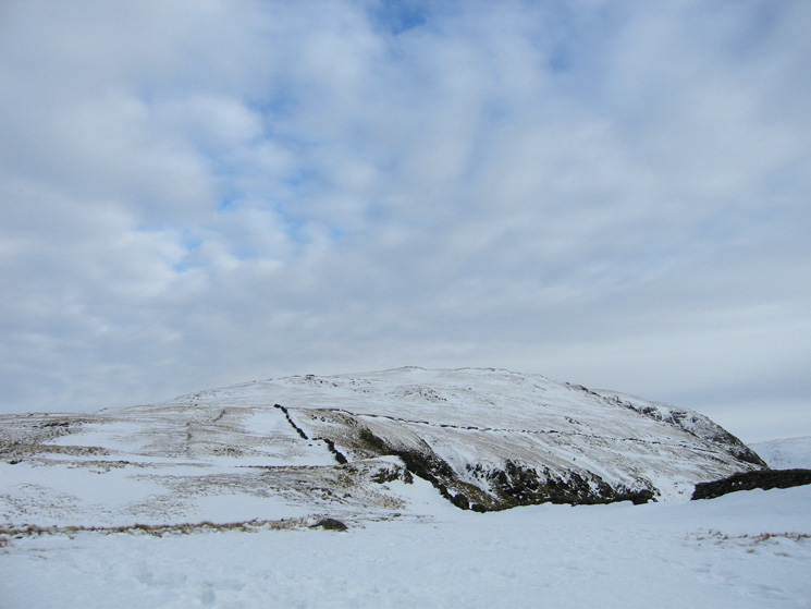 Red Screes from Snarker Pike